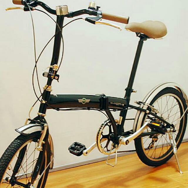 Mini Cooper Limited Edition Foldable Bike (Price Reduced