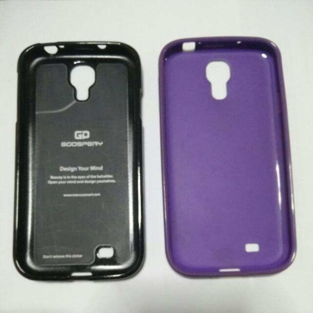 Clearance Sale!! Samsung S4 Goospery Silicon Case
