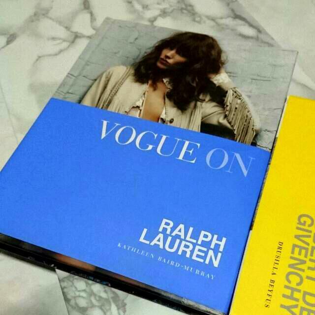 Vogue On Ralph Lauren By Kathleen Baird-Murray 320c4769a7