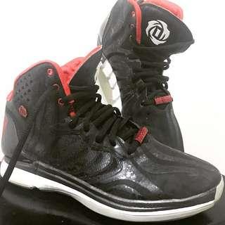 D Rose 4.5代  Adidas 籃球鞋 24.5