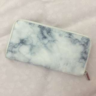 Marble Wallet From Co