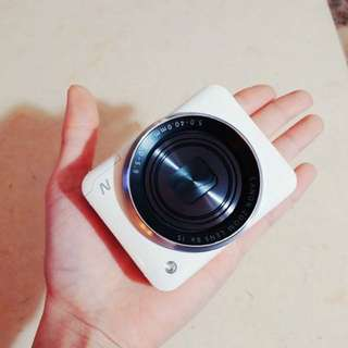 Canon Powershot N2美肌粉餅機
