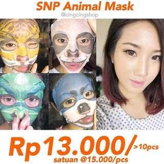 SNP Animal Mask masker