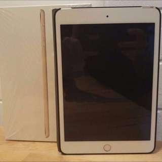 WTS: iPad Mini 3 Wifi+Cellular 64GB (Gold) [Price DROP!]