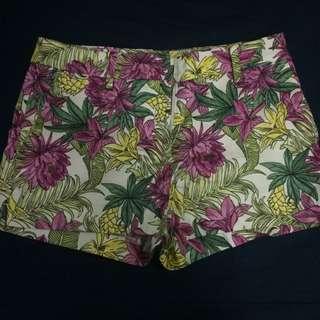BNWT H&M Floral Shorts