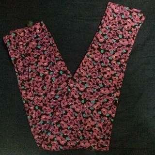 H&M Floral Legging