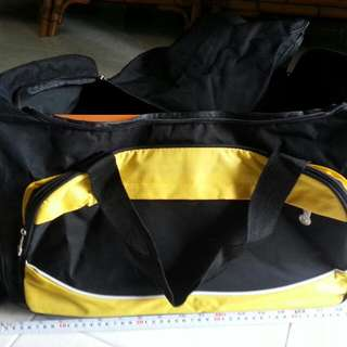 Goldlion Yellow Travel Bag