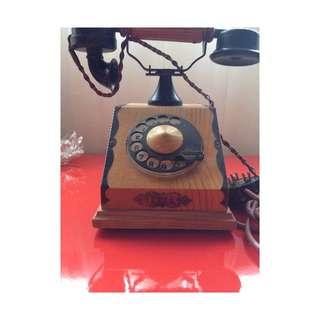 Vintage TESLA Telephone!