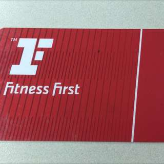 Fitness First Passport Account Transfer