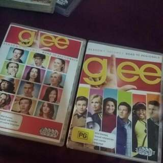 Glee Season 1 (Vol 1 & 2)