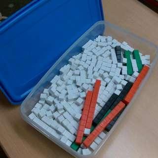 (免費)小立方體模型教具