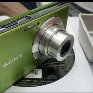 sony cyber shot dsc-w550