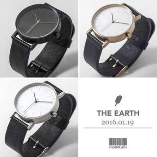 超質感設計師極簡錶