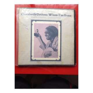 Elizabeth Cotton: When I'm Gone SIGNED!!!!!