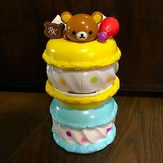 Authentic Rilakkuma Sweet/Chewing Gum Dispenser