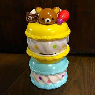 Authentic Rilakkuma Sweet / Chewing Gum Dispenser