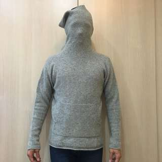 LANVIN en blu 灰色毛衣 (日本副牌)