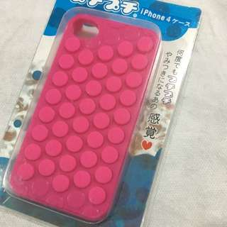 iPhone 4/4s 手機殼 紓壓
