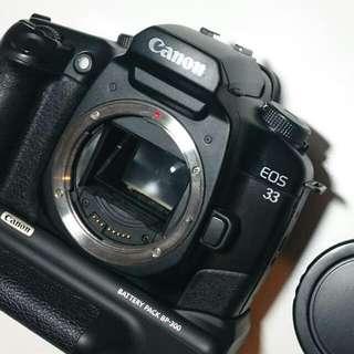 [Reduced] Canon EOS 33 Camera $280 Now
