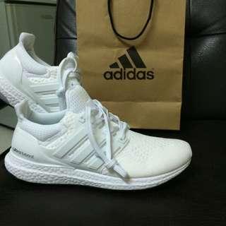 Adidas Ultraboost  全白