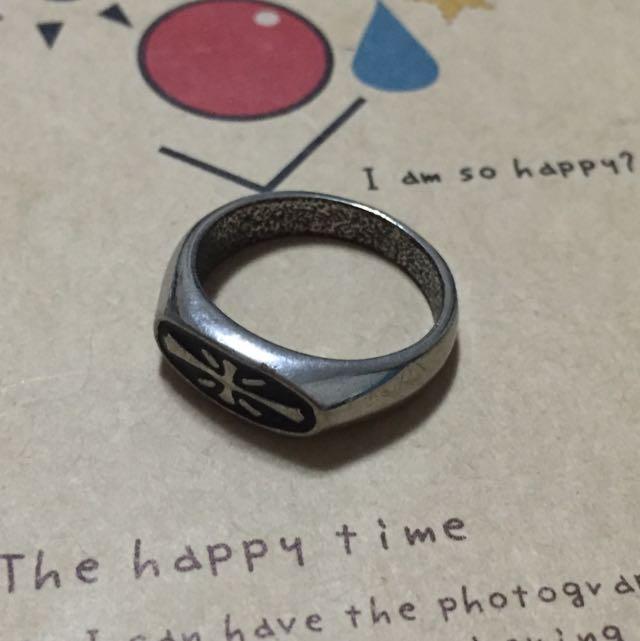米字造型戒指