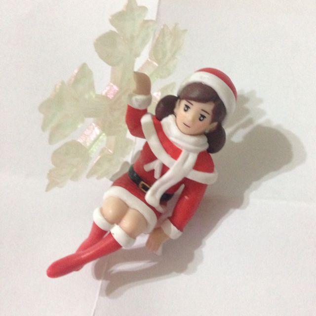 ✨日本帶回🇯🇵聖誕杯緣子