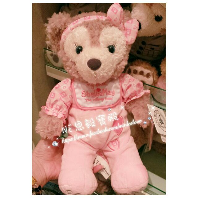 已售完🆕香港迪士尼 Shelliemay雪麗梅baby 造型絨毛娃娃
