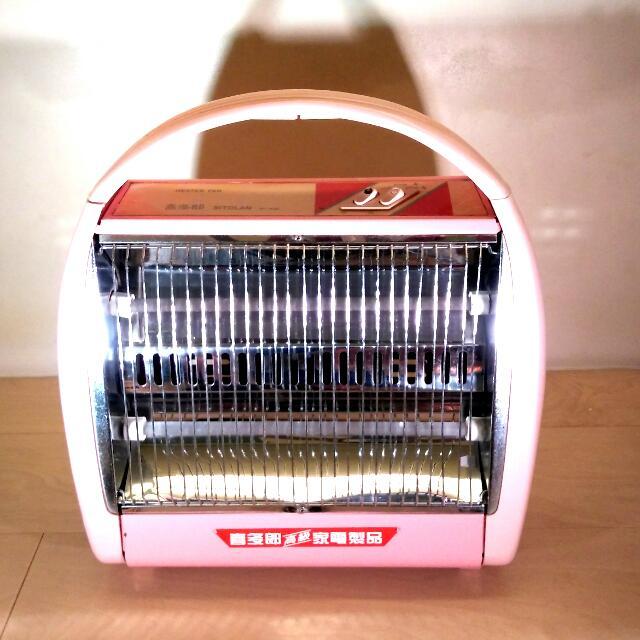 喜多郎 SY-636 800W送風電暖器