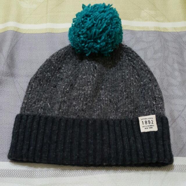 A & F 毛帽
