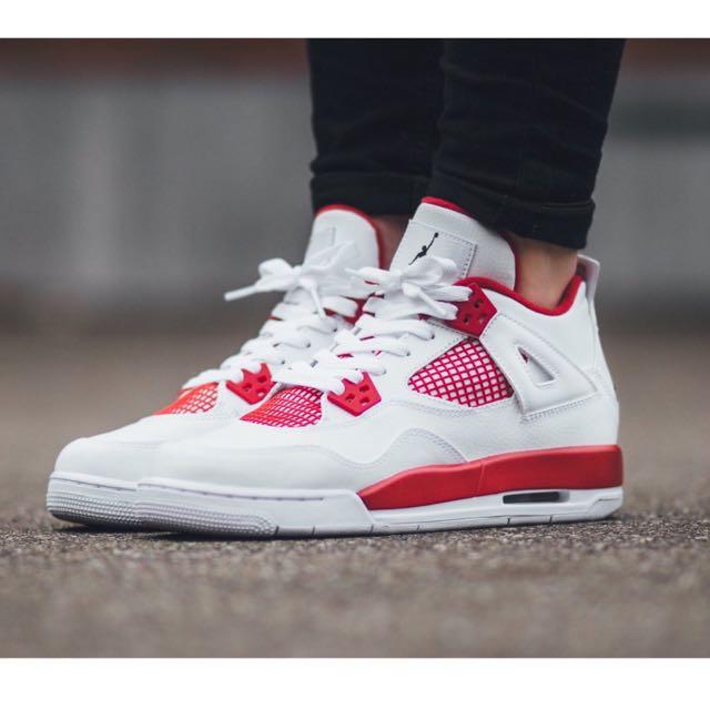 Air Jordan 4 Alternate 89 GS, Sports on