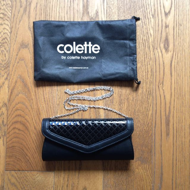 Brand new Colette clutch