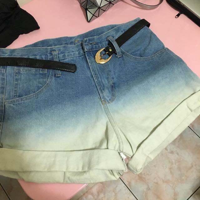 Free Size短褲 2手 (保留