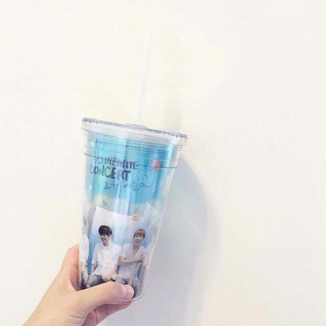 Infinite 夏日演唱會 冷水杯
