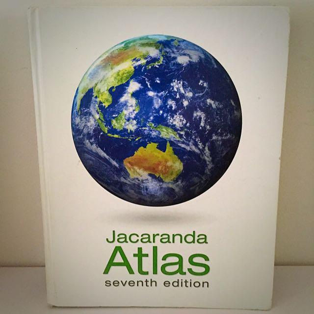 Jacaranda Atlas