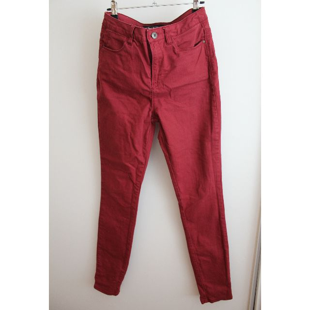 Jay Jays Maroon Red Jeans- Size 12