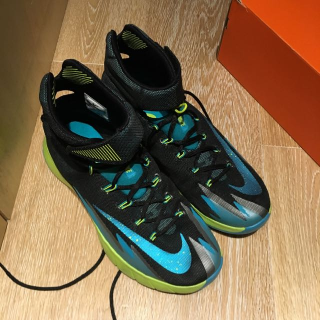 competitive price 7f353 b66cf Nike Zoom HyperRev 2014, Men s Fashion on Carousell
