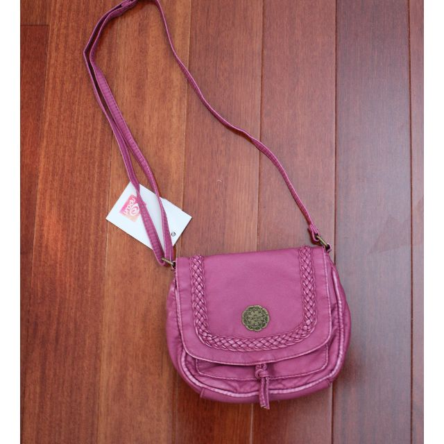 Pink Ripcurl Messenger Bag - New with Tags