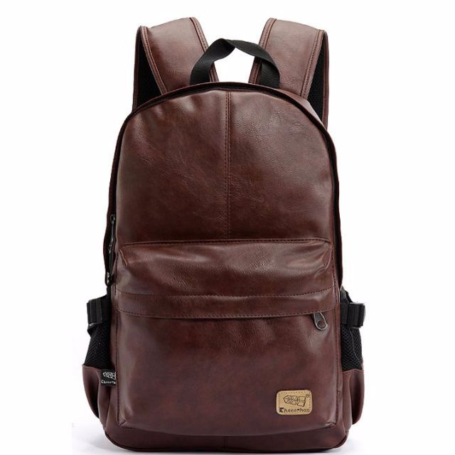 PO: Three-Box LEATHER BACKPACK, Preorders on Carousell