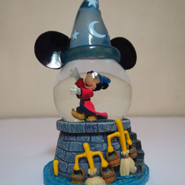 Pre-loved] Disney\'s Fantasia Mickey Mouse Sorcerer\'s Apprentice ...
