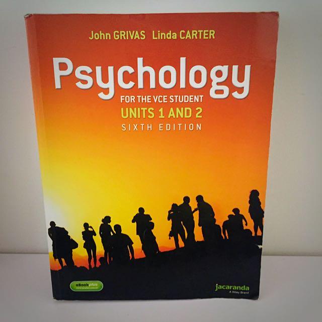 Psychology Unit 1 & 2