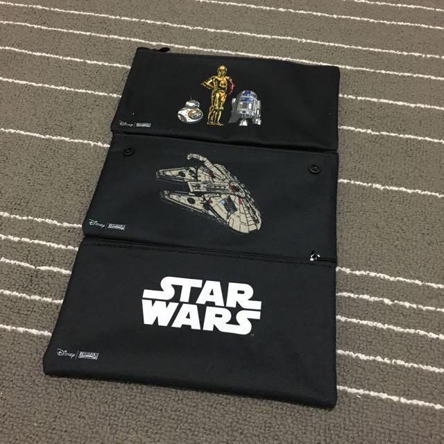 Star Wars 收納包 (三入)
