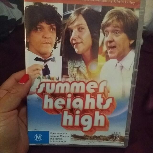 Summer Heights High DVD