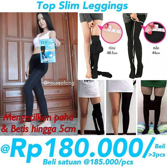 TOP SLIM LEGGINGS pelangsing