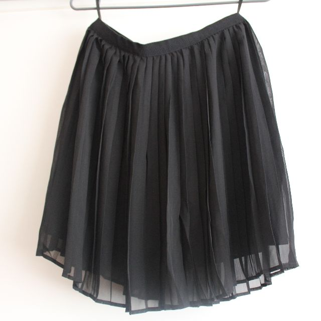 Uniqlo Tulle Black Skirt Size M - New with Tags