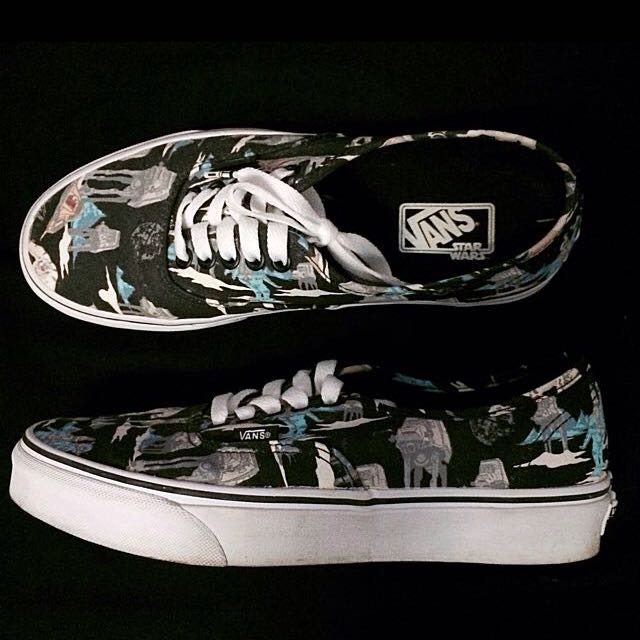 93e48e18d93a5d Vans Authentic X Star Wars