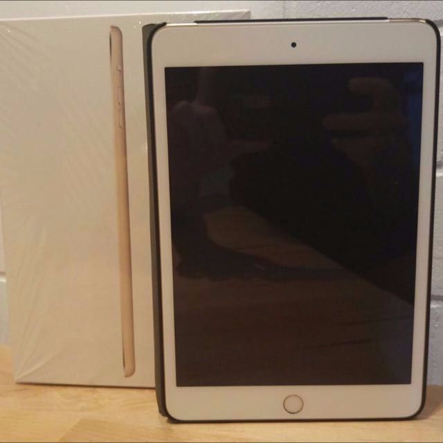 WTS: iPad Mini 3 Wifi+Cellular 64GB (Gold) [Price DROP!]
