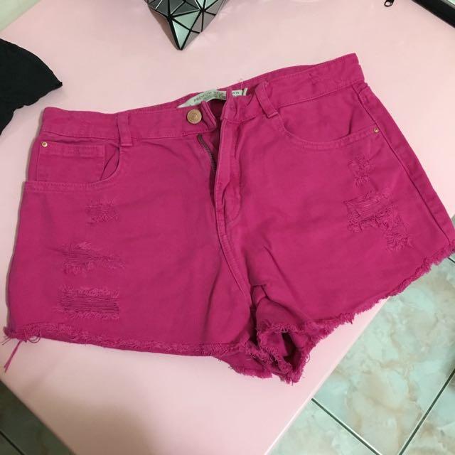 Zara短褲 2手(保留