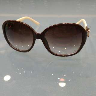珍珠太陽眼鏡