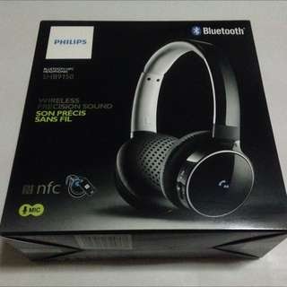 Philips Bluetooth SHB9150 headphones