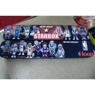 🚚 NBA Q版人物 籃球 鉛筆盒